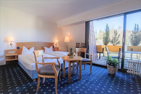 Hotel Hochwiesmühle - Doppelzimmer Deluxe